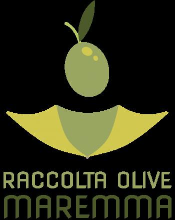 logo raccolta olive maremma